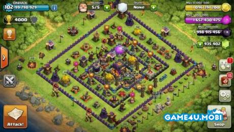 download Clash of Clans  (Mod)