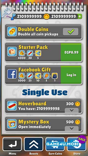 download Subway Surfers  (Mod)