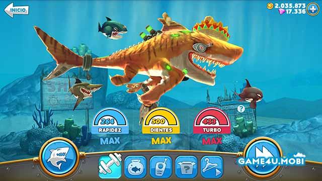 download Hungry Shark World  (Mod)