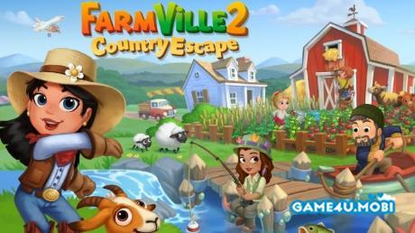 download FarmVille 2: Country Escape  (Mod)