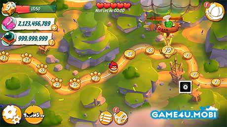 download Angry Birds 2  (Mod)