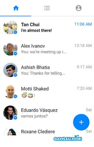 tải Messenger Lite cho android