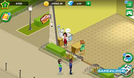 download My Cafe — Restaurant game  (Mod)