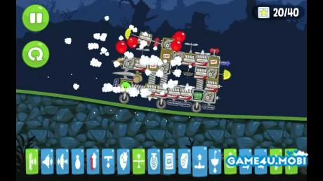 tai game Bad Piggies hack cho android
