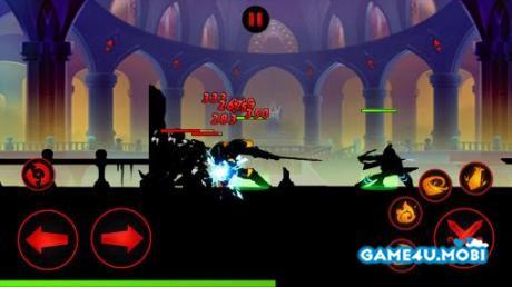 download League of Stickman: Warriors  (Mod)