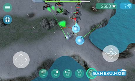 download CyberSphere: SciFi Third Person Shooter  (Mod)