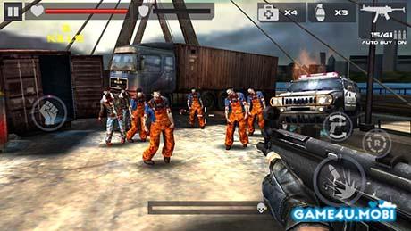 download DEAD TARGET: Zombie  (Mod)