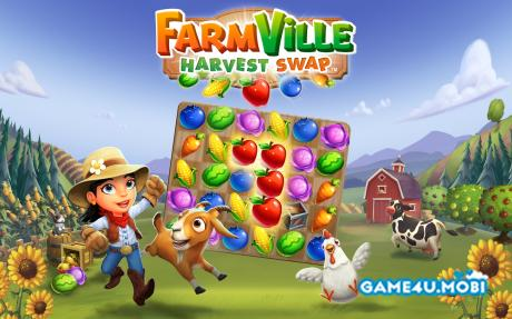 download FarmVille: Harvest Swap  (Mod)