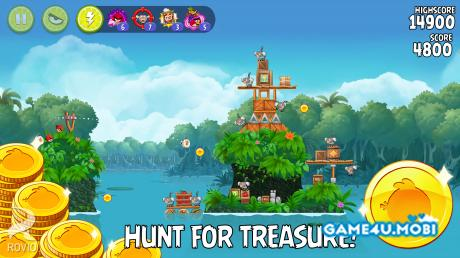download Angry Birds Rio  (Mod)