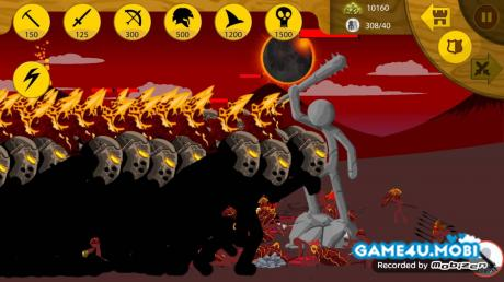 tai game Stick War hack tien cho android