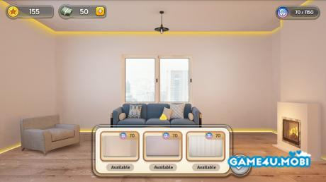 tai game My Home - Design Dreams hack tien cho android