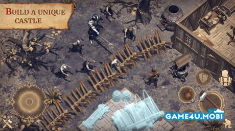 download Grim Soul: Dark Fantasy Survival  (Mod)