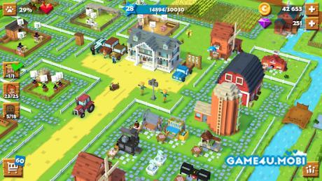 download Blocky Farm  (Mod)