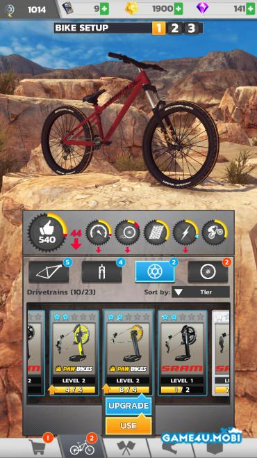 download Bike Unchained 2  (Mod)