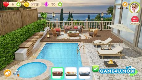 download Homecraft: Home Design Game  (Mod)