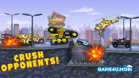 download Car Eats Car 3  (Mod)