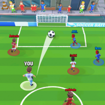 Soccer-Battle-android-mod
