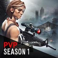 Last Hope Sniper – Zombie War Mod